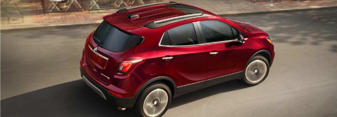 11 A 2019 Buick Encore Wallpaper