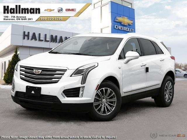 11 A 2019 Cadillac XT5 Performance