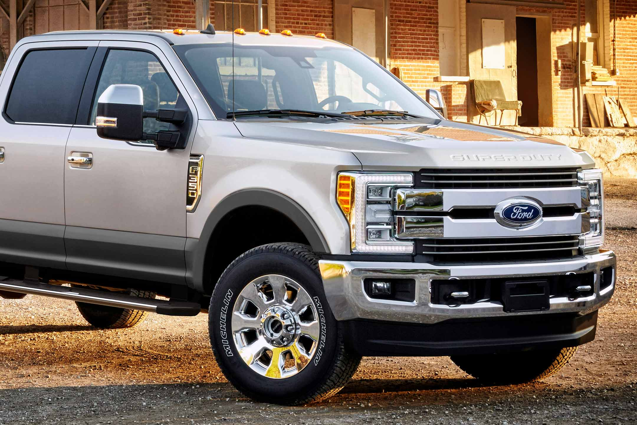 11 A 2019 Ford F350 Diesel Concept