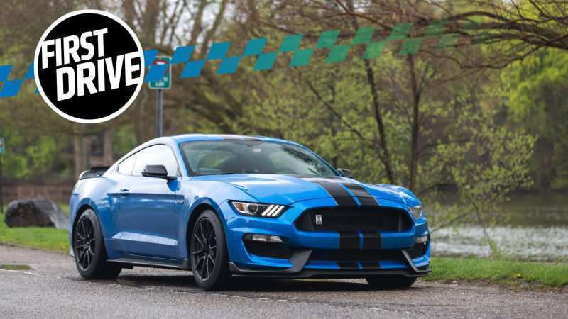 11 A 2019 Ford GT350 Release