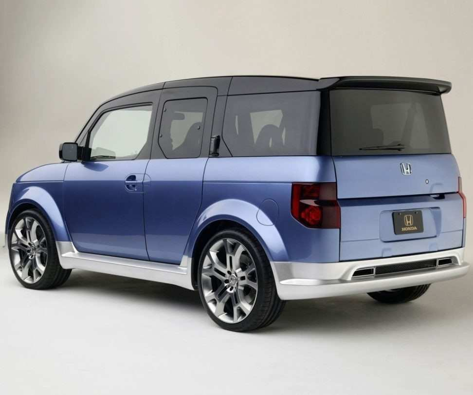 11 A 2019 Honda Element First Drive