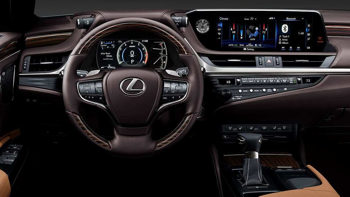 11 A 2019 Lexus ES 350 Redesign And Concept