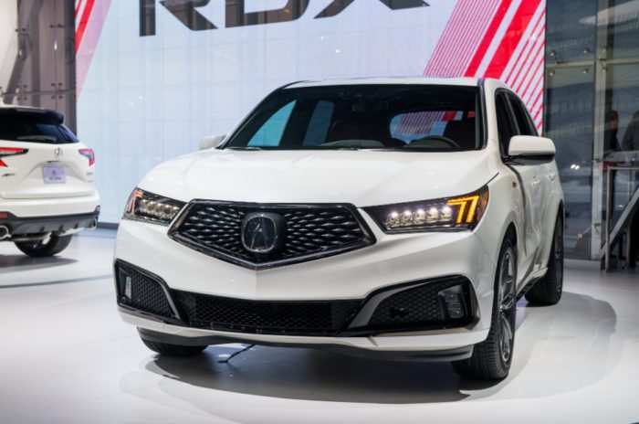 11 A 2020 Acura Mdx Rumors Exterior And Interior