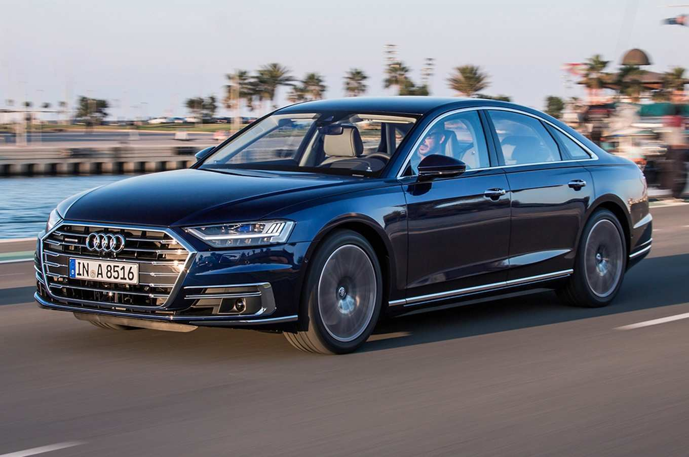 11 A 2020 Audi A8 L In Usa Speed Test