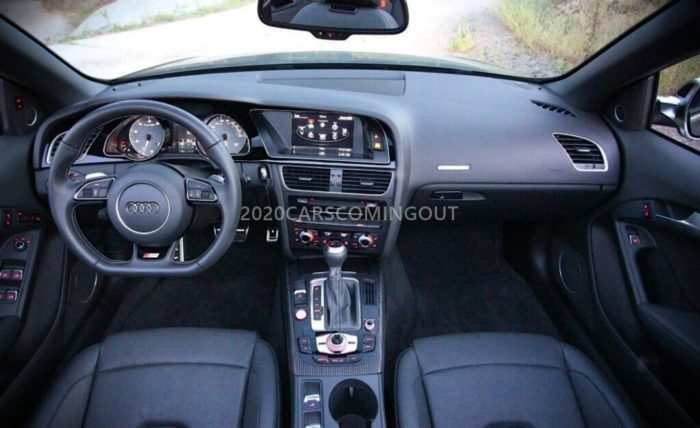 11 A 2020 Audi S5 Cabriolet Exterior And Interior
