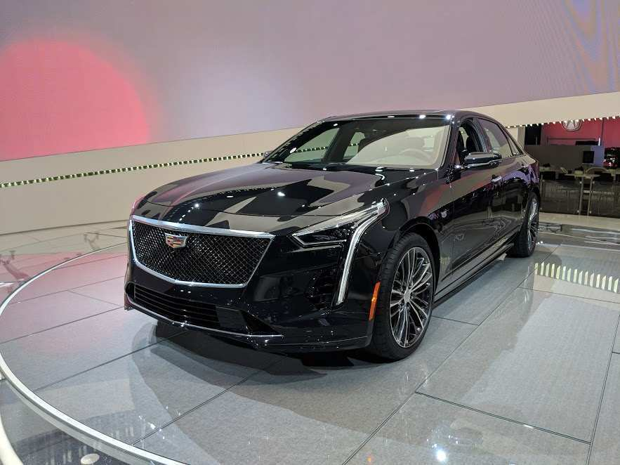 11 A 2020 Cadillac Ct6 V Pictures
