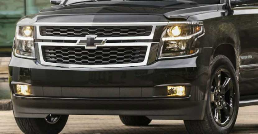 11 A 2020 Chevy Suburban Redesign And Concept