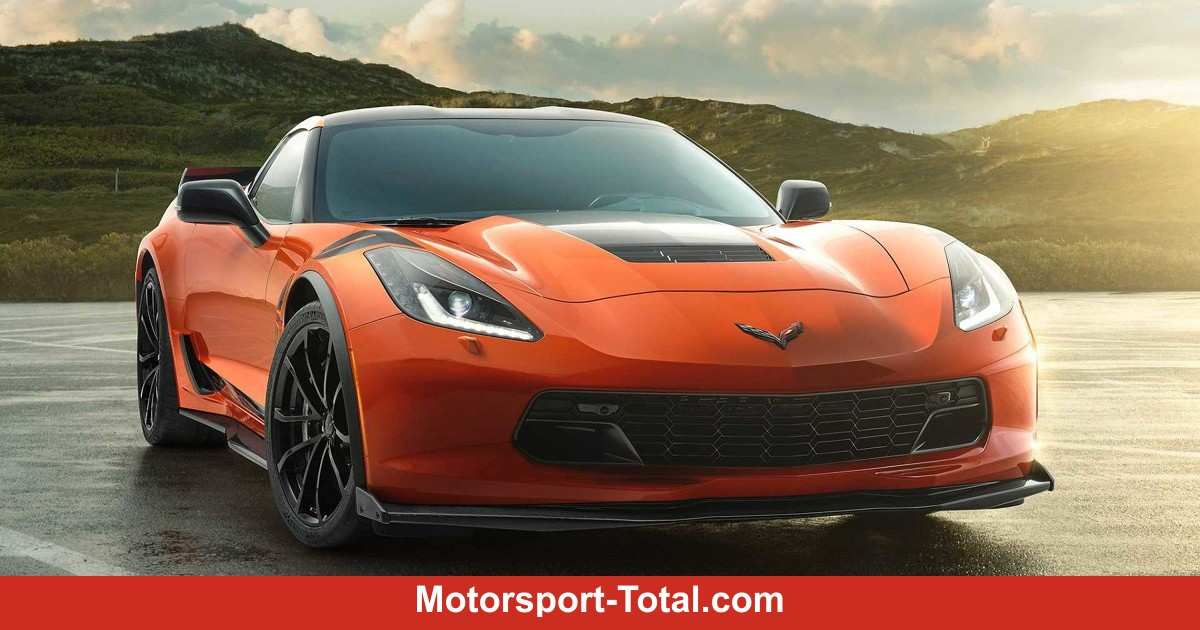 11 A 2020 Corvette Z07 Photos