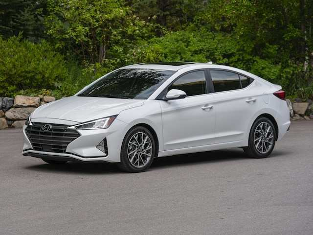11 A 2020 Hyundai Elantra Sedan Research New