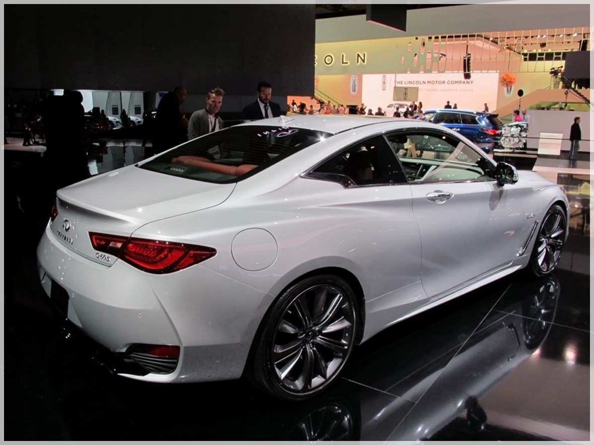 11 A 2020 Infiniti Q60 Coupe Speed Test