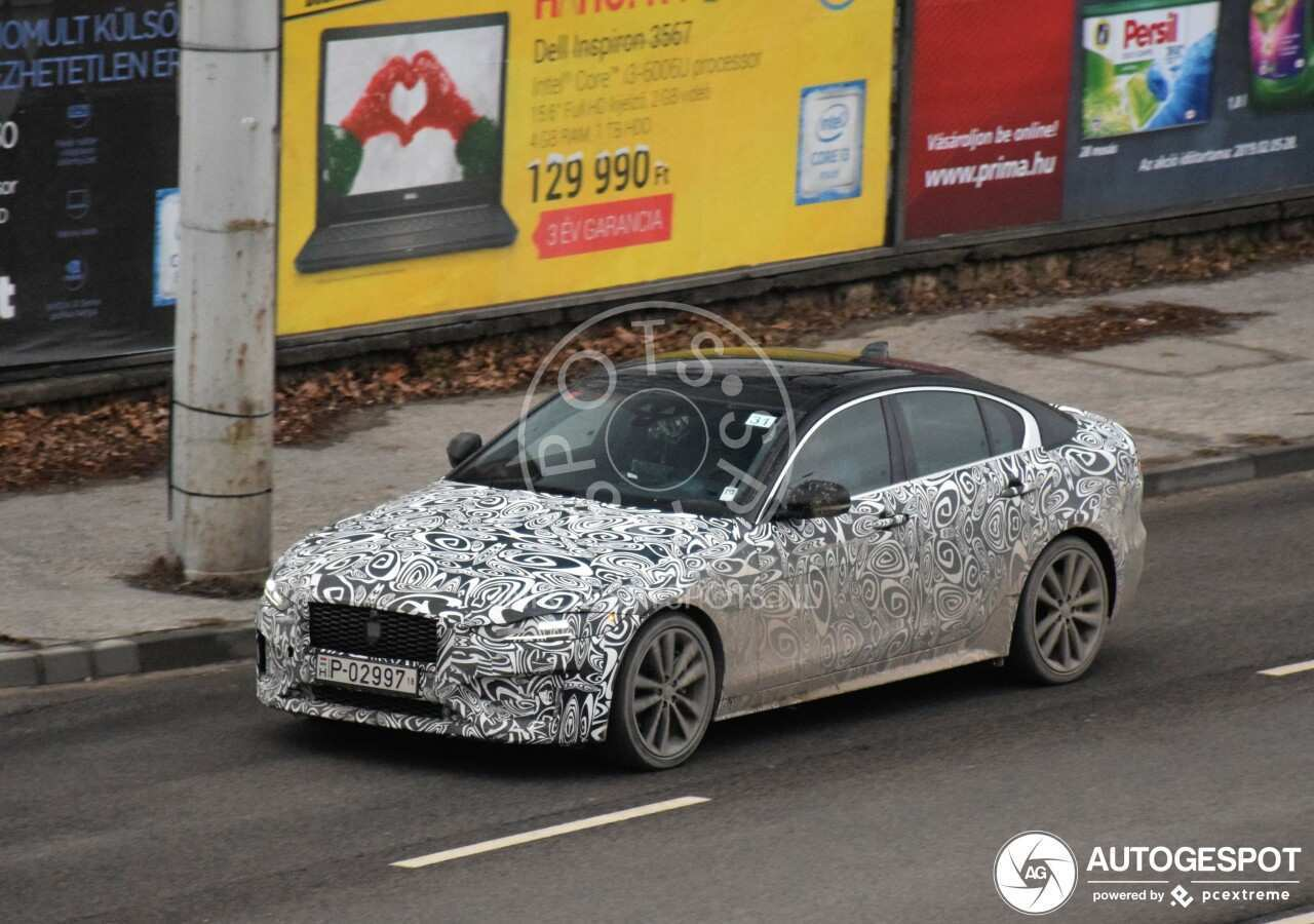 11 A 2020 Jaguar Xf Rs New Model And Performance