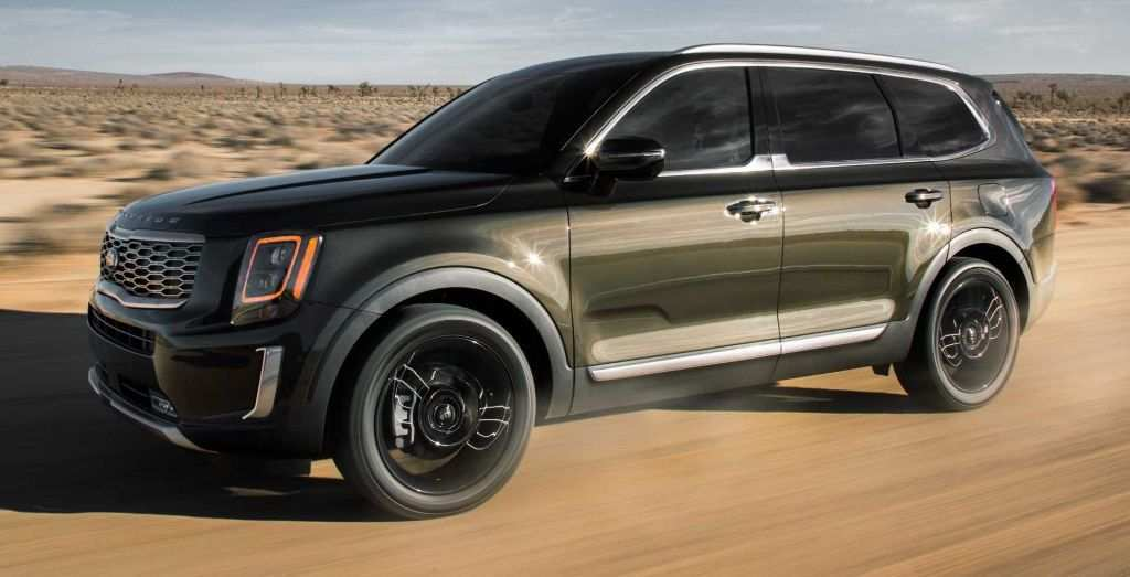 11 A 2020 Kia Telluride Price In Uae Engine