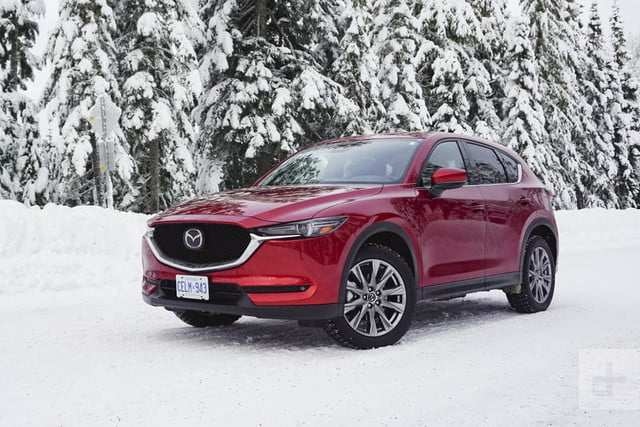 11 A 2020 Mazda CX 9s Review
