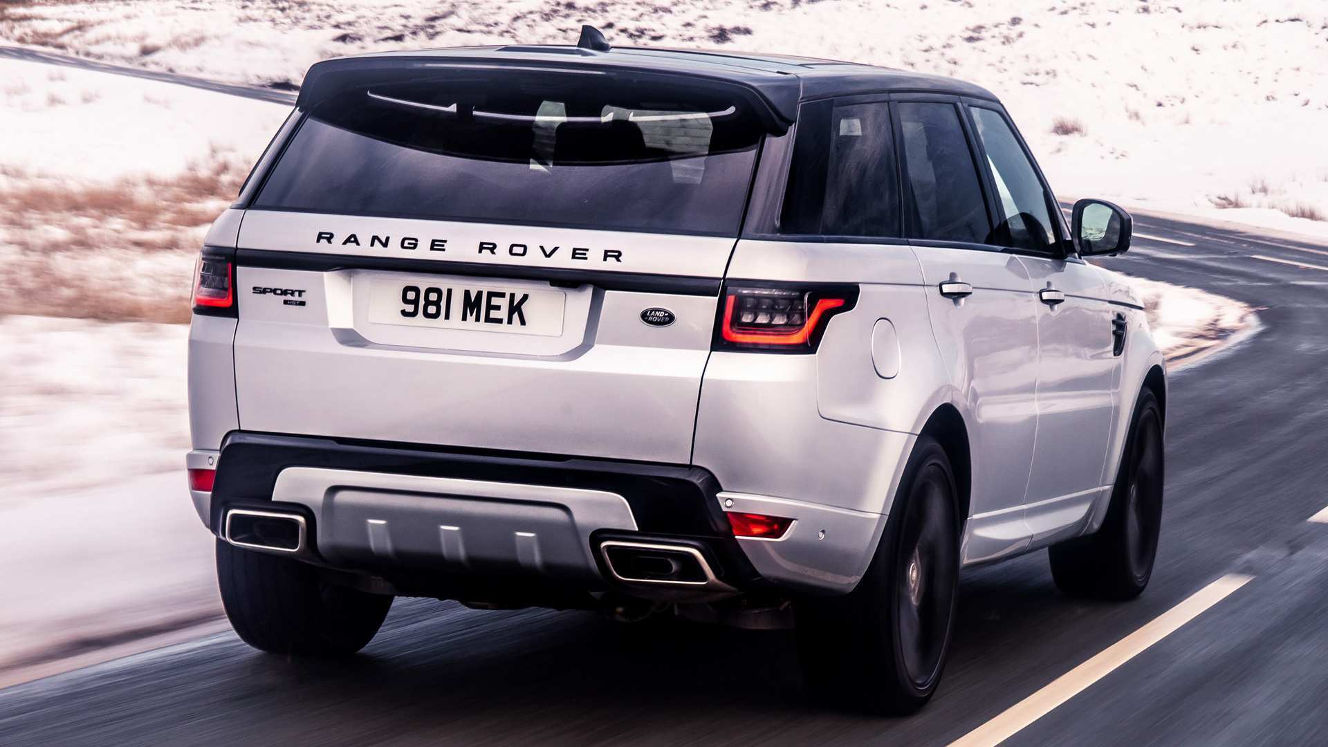 11 A 2020 Range Rover Sport Style