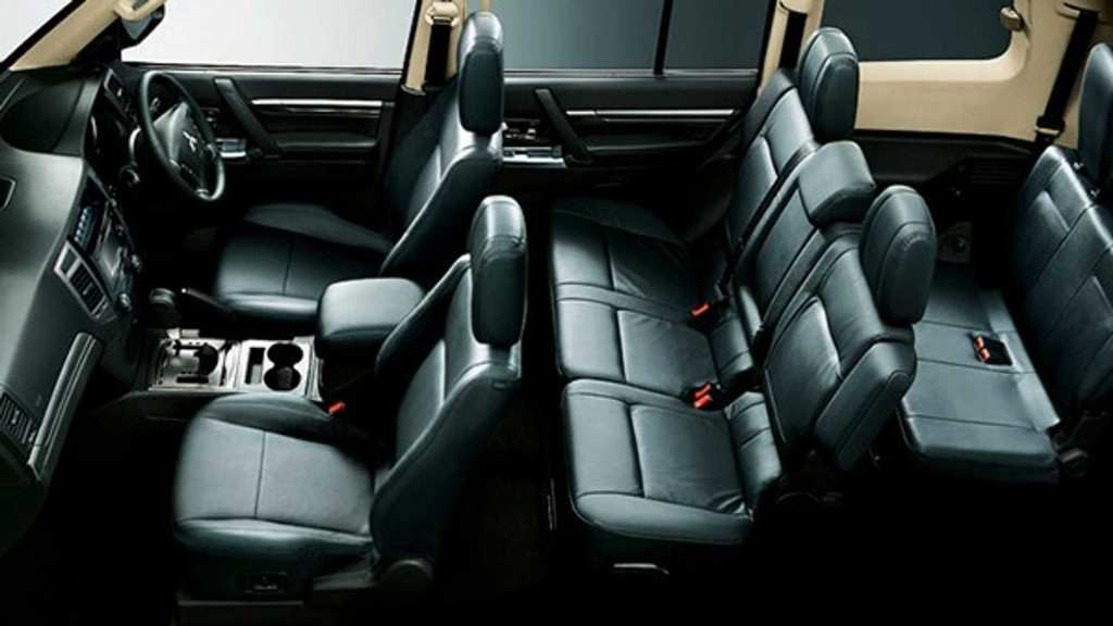 11 A Mitsubishi Pajero Ratings