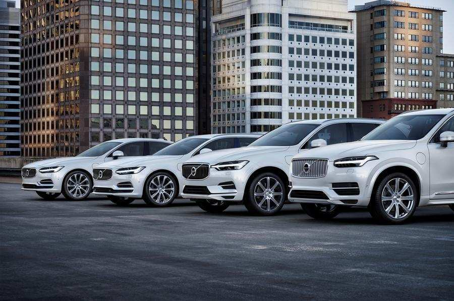11 A New Volvo Models 2019 History