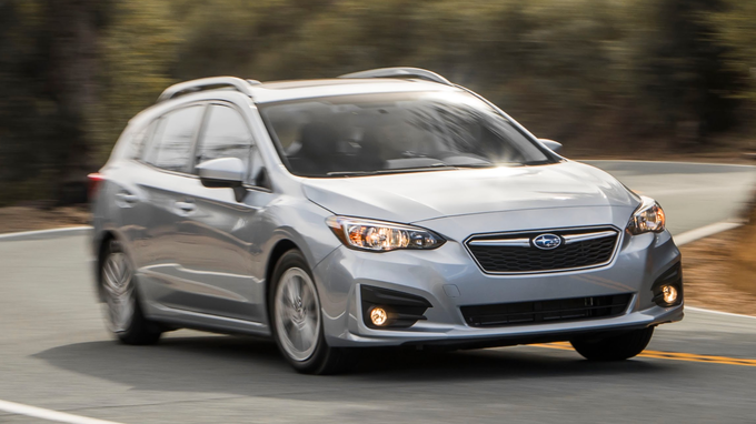 11 A Subaru Hatchback 2020 Ratings