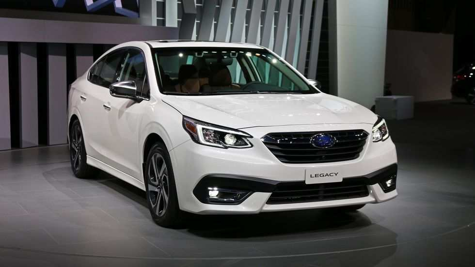11 A Subaru Turbo 2020 Overview
