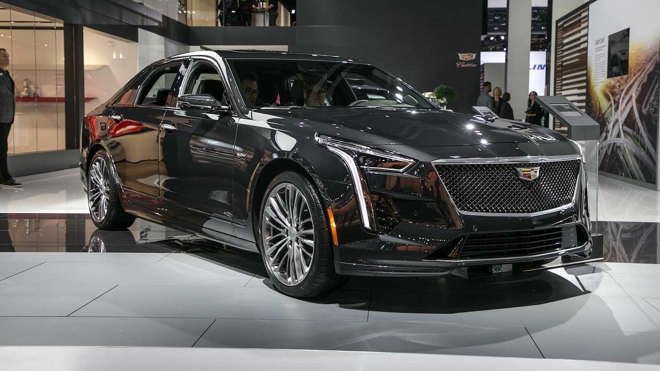 11 All New 2019 Cadillac CT6 Style