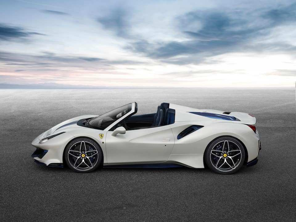 11 All New 2019 Ferrari 488 Pista For Sale Style