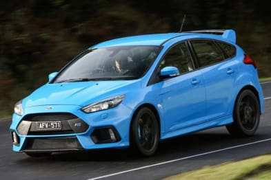 11 All New 2019 Ford Focus RS First Drive