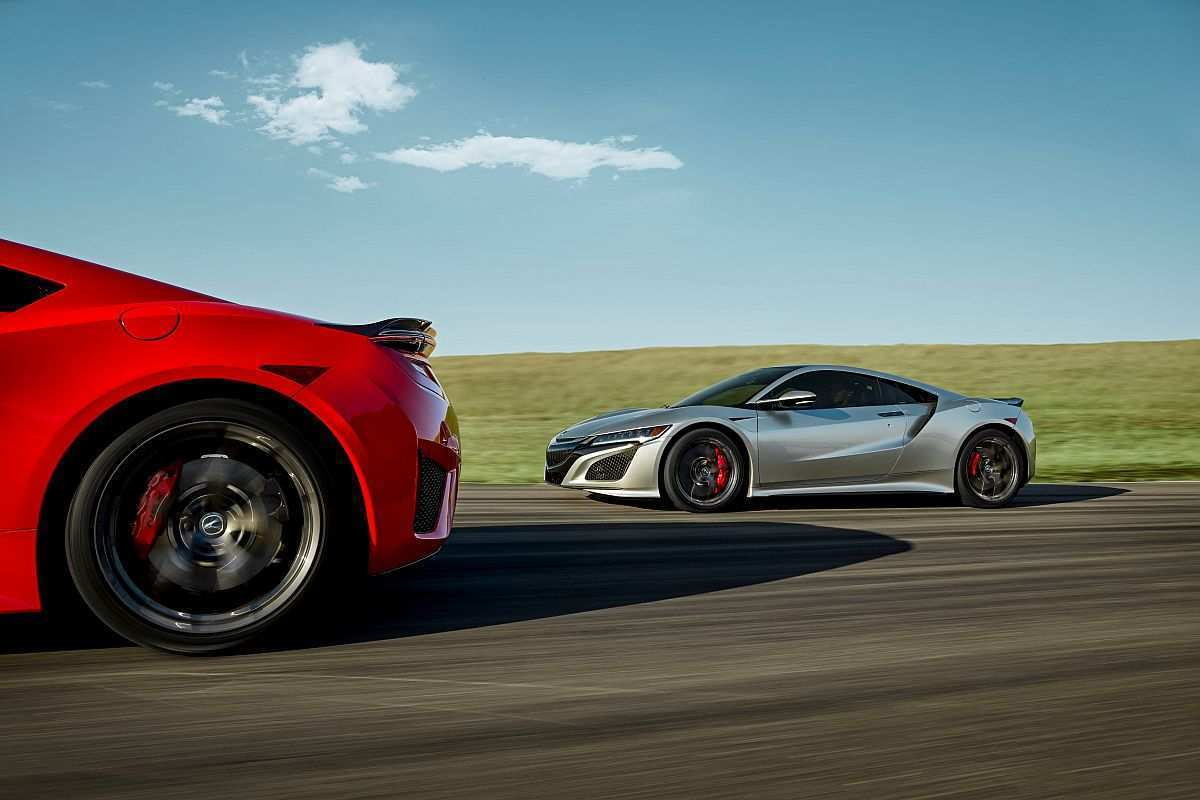 11 All New 2019 Honda Nsx Configurations