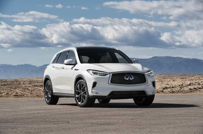 11 All New 2019 Infiniti Qx50 Horsepower New Model And Performance