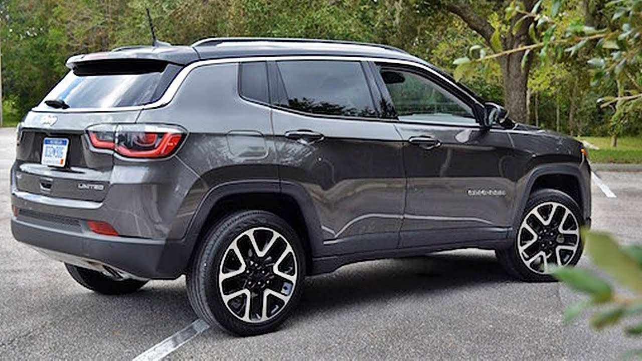 11 All New 2019 Jeep Compass Exterior And Interior