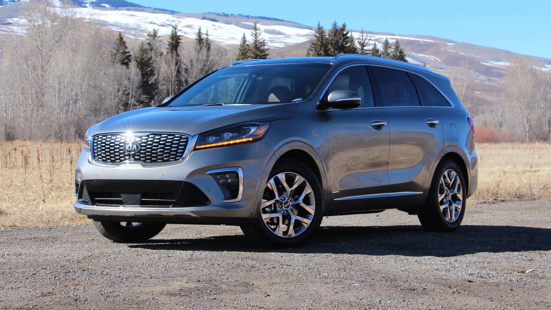 11 All New 2019 Kia Sorento Price Design And Review