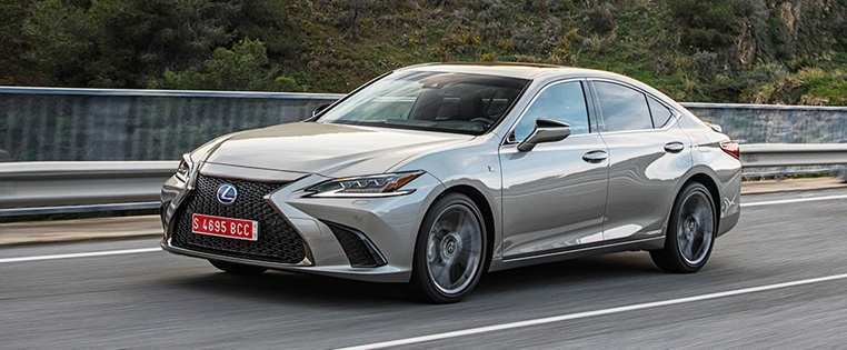11 All New 2019 Lexus ES Concept