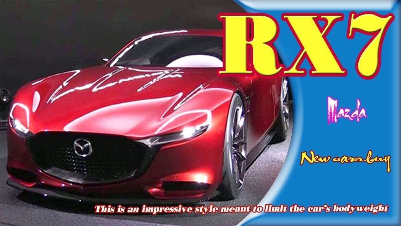 11 All New 2019 Mazda RX7s Performance