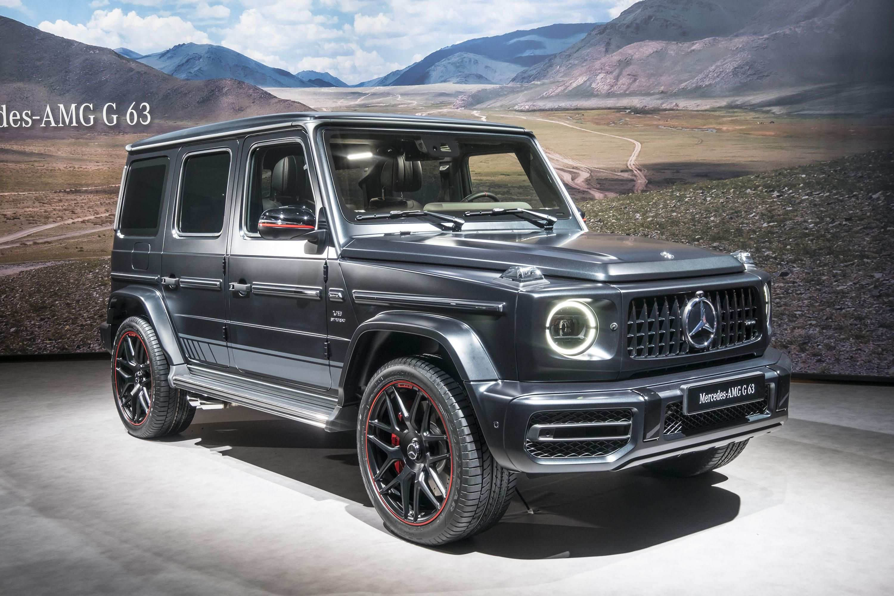 11 All New 2019 Mercedes G Class Reviews