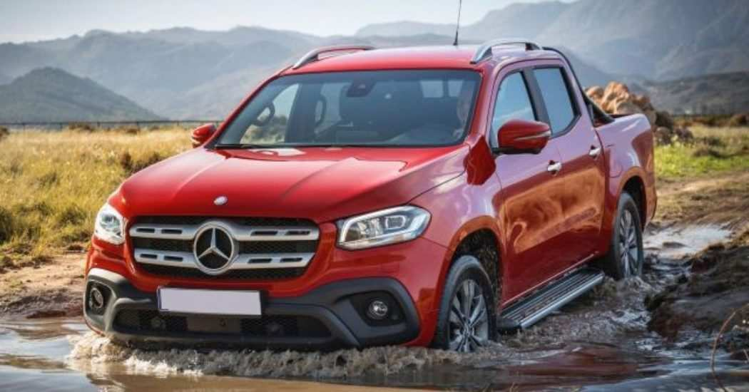 11 All New 2019 Mercedes X Class Performance And New Engine