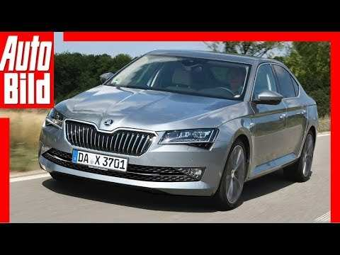 11 All New 2019 New Skoda Superb New Review
