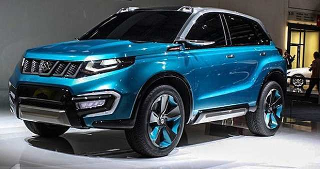 11 All New 2019 Suzuki Grand Vitara Research New