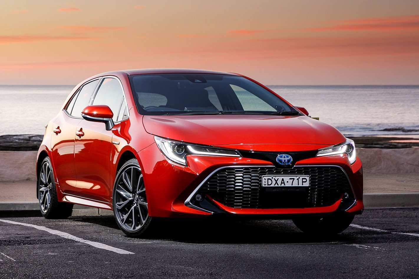 11 All New 2019 Toyota Avensis Interior