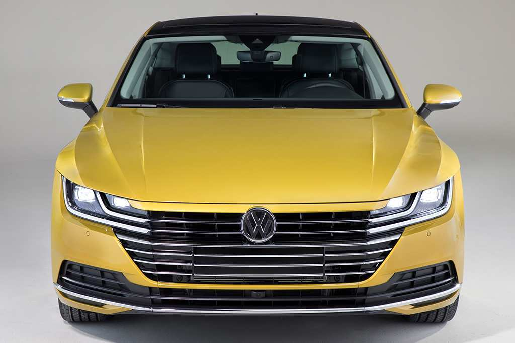 11 All New 2019 Volkswagen CC Picture