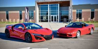 11 All New 2020 Acura NSX Specs