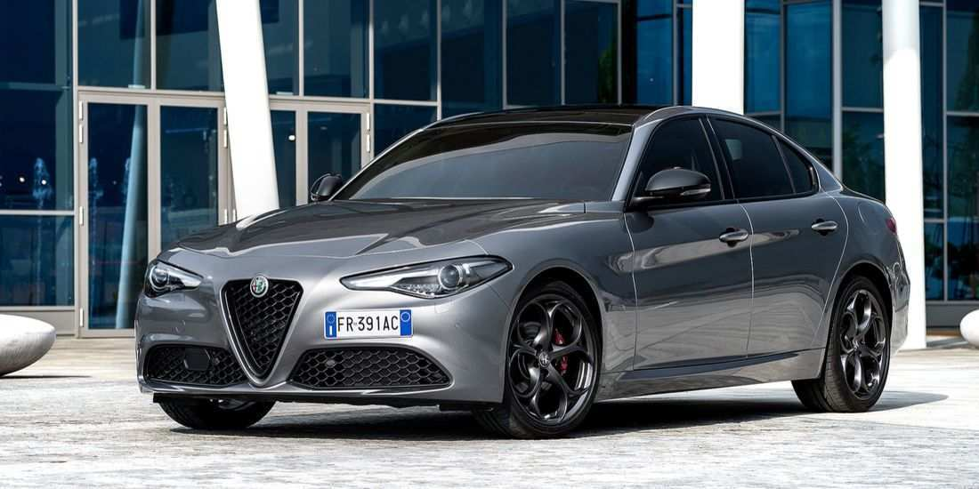 11 All New 2020 Alfa Romeo Giulia Spy Shoot