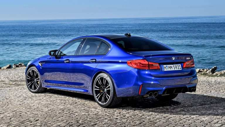 11 All New 2020 BMW M5 Research New
