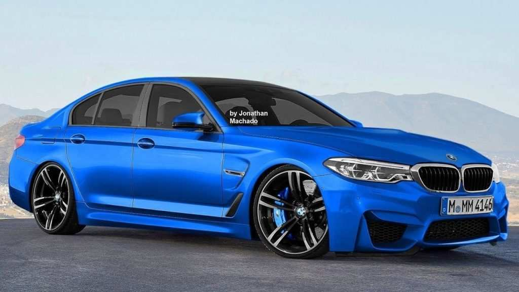 11 All New 2020 BMW M5 Xdrive Awd Price And Release Date