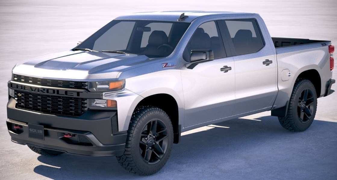 11 All New 2020 Chevrolet Silverado New Concept