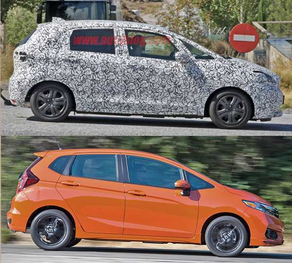 11 All New 2020 Honda Fit Prices