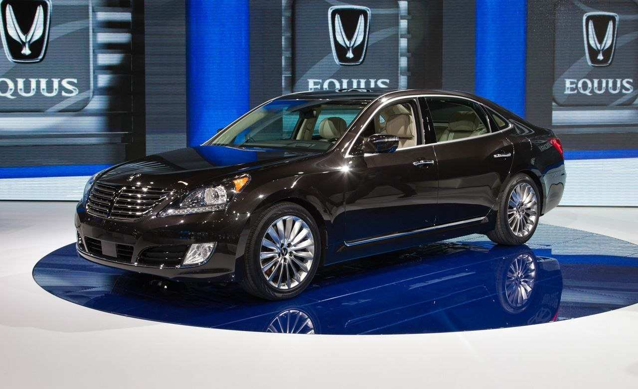 11 All New 2020 Hyundai Equus Ultimate Prices