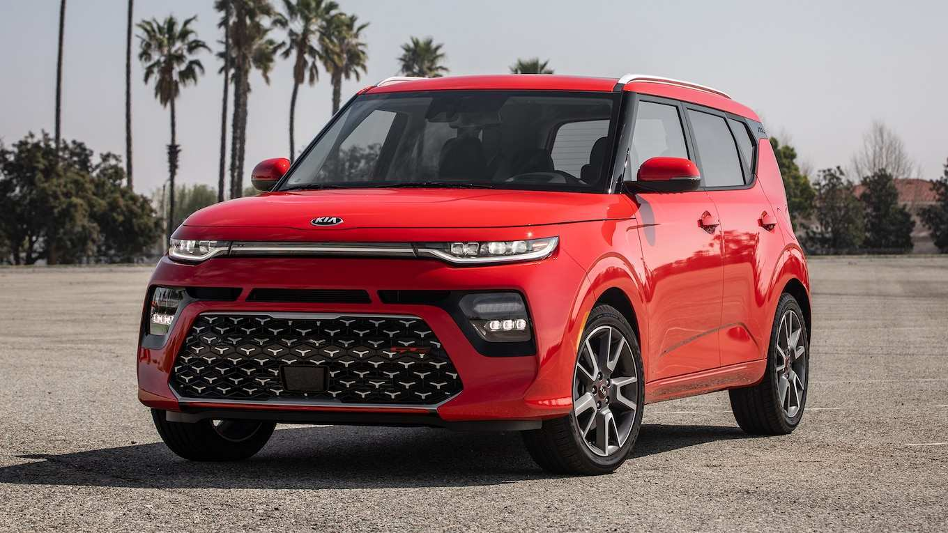 11 All New 2020 Kia Soul Gt Specs Images