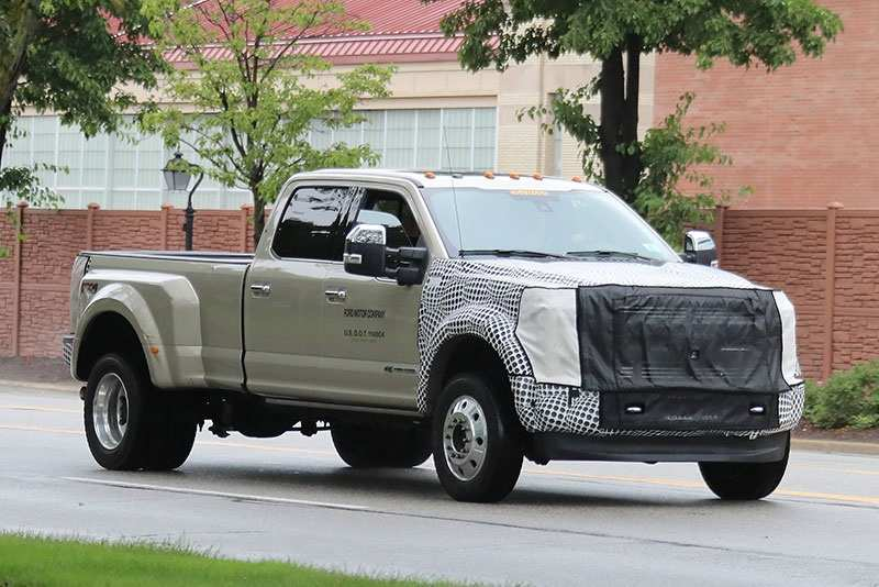 11 All New 2020 Spy Shots Ford F350 Diesel Review And Release Date