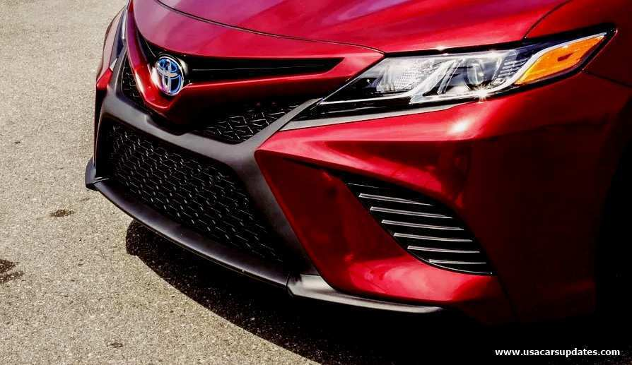 11 All New 2020 Toyota Camry Se Hybrid Specs And Review