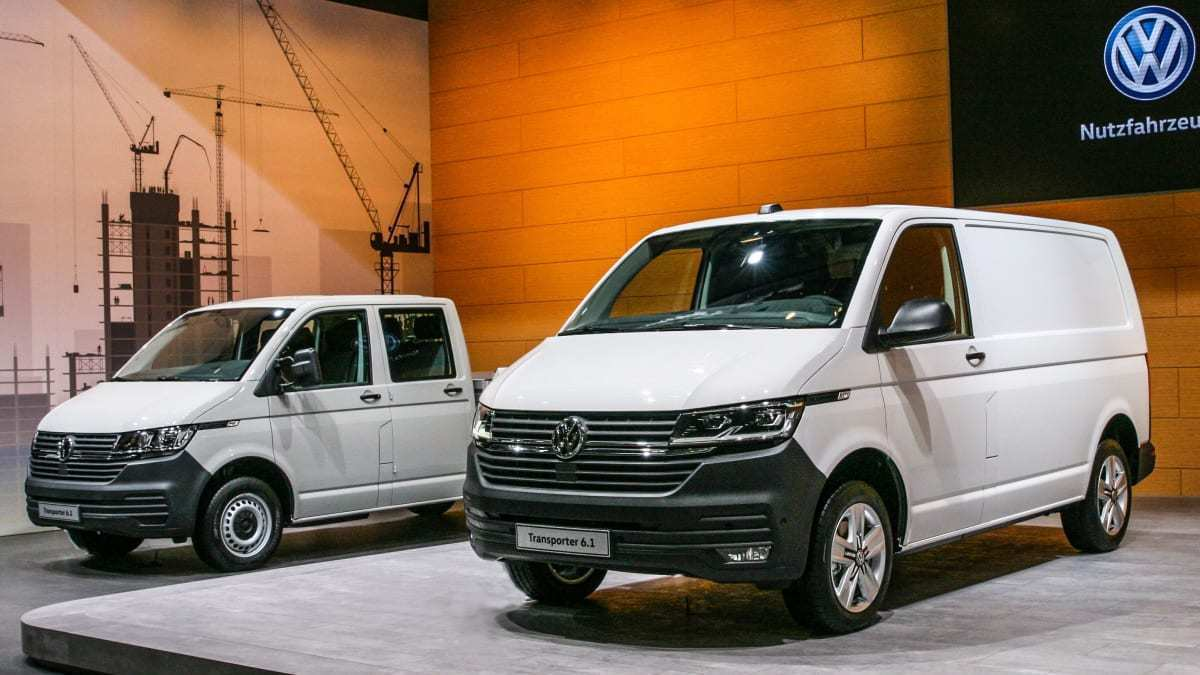 11 All New 2020 VW Transporter Release