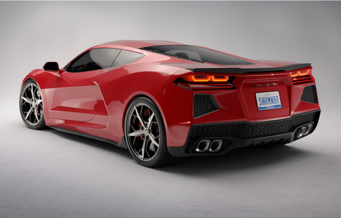 11 All New Chevrolet Corvette C8 2020 Performance