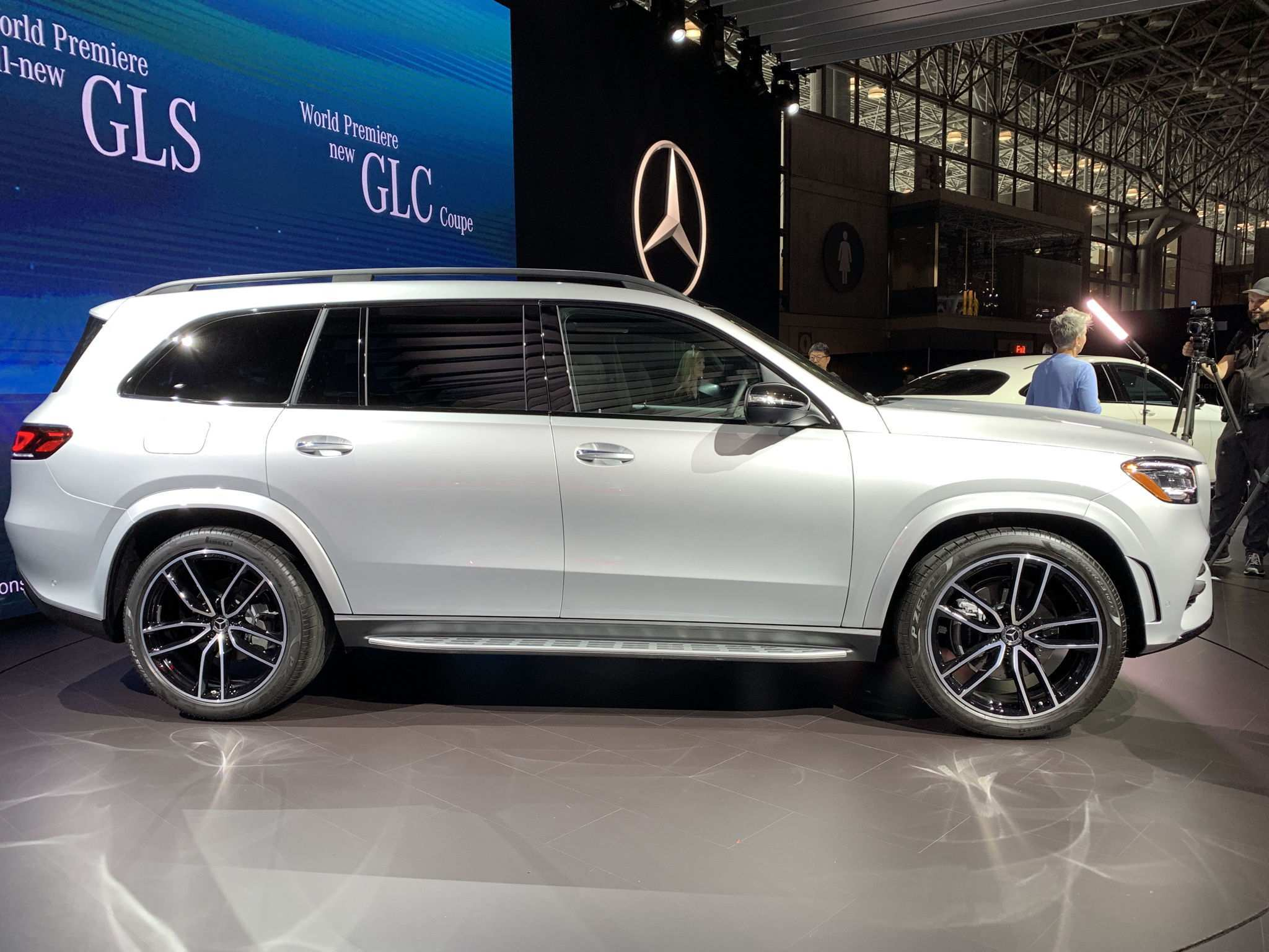 11 All New Gls Mercedes 2019 Engine